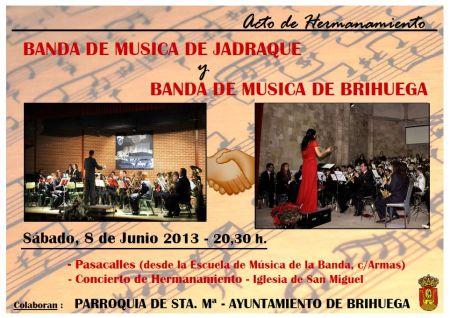 Hermanamiento Banda Jadraque