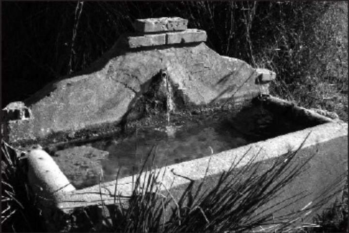 Fuente de la Boquilla