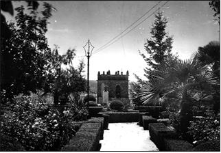 Jardín fabrica