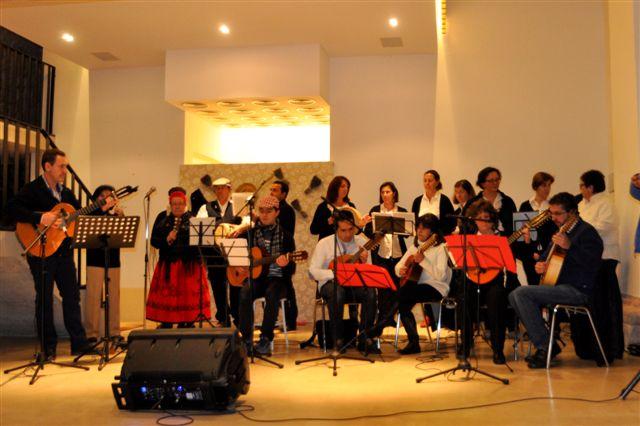 Grupo Virgen de la Peña Actuación 16 01 2015