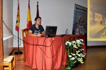 Amador Ayuso ponente Jornadas 2017